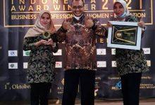 LSP Transafe Menerima Penghargaan