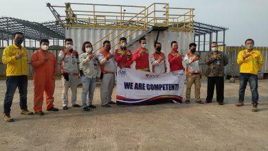 Shell marunda - LSp Transafe-Uji kompetensi sertifikasi BNSP-Petugas Gas Tester-foto bersama